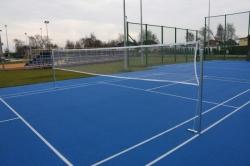 Tréninková badmintonová síť 1,2 mm